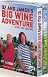 echange, troc Oz and James's Big Wine Adventure - Series One and Two [Import anglais]