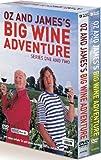 Oz and James's Big Wine Adventure: Complete BBC Series 1 & 2 Box Set [DVD] [2006]