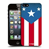 Head Case Designs USA Flag American Pride Protective Snap-on Hard Back Case Cover for Apple iPhone 5 5s