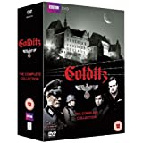 Colditz - The Complete BBC Collection (with 5 Limited Edition Art Cards & Collector&#39;s Booklet) [DVD] [1972]by Jack Hedley