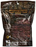 Savory Prime 100-Pack Basted Twist Sticks, 5-Inch, Brown