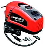 Black + Decker ASI300 Gonfleur/Compresseur 11 bars / 160 PSI...