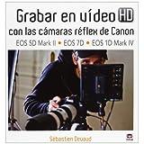 Grabar en vídeo HD con las cámaras réflex de Canon EOS 5D Mark II-EOS 1D Mark IV