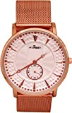 RODEC copper WHT-D mens analog watch