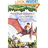 Magic Tree House Boxed Set, Books 1-4: Dinosaurs Before Dark, The Knight at Dawn, Mummies in the Morning, and...