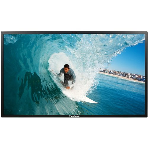 ViewSonic CLED5500 55-Inch Full HD Commercial Display (Black)