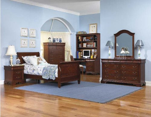 Cheap 493 Cambridge Court Sleigh Bedroom Set by Legacy Classic Kids (B0030ND0JC)