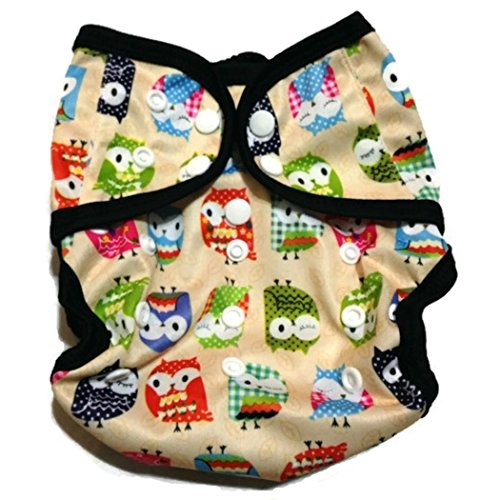 Bamboo Prefold Cloth Diapers