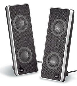 Logitech V10 Notebook Speakers - Enceintes 2.0 - USB