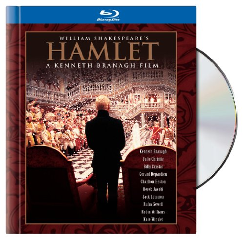 Cover art for  Hamlet [Blu-ray Book]