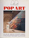 Pop Art (Art and Design Profiles) (0312078986) by Pop Art Symposium (1991 London, England)