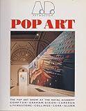 Pop Art (Art and Design Profiles) (0312078986) by Pop Art Symposium (1991 London, England)