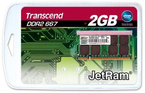 Transcend JetRam DDR2-667