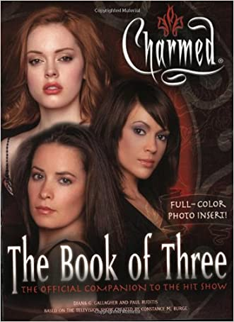 The Book of Three (Charmed) written by Diana G. Gallagher