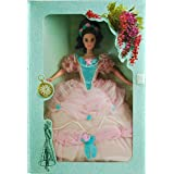 1993 Mattel / Timeless Creations The Great Eras Collection Volume 4 1850s Southern Belle Barbie 12 Inch Doll Stand...