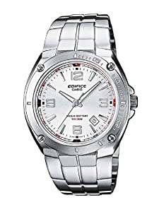 Casio Edifice Men's watch Battery lifetime of 10 years
