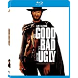 The Good, the Bad and the Ugly (Two-Disc Blu-ray/DVD Combo in Blu-ray Packaging) ~ Clint Eastwood