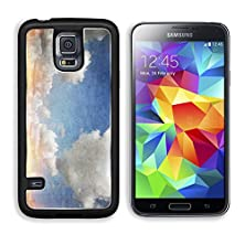 buy Msd Samsung Galaxy S5 Aluminum Plate Bumper Snap Case Vintage Grunge Clouds Background With Light Leak Image 21260933