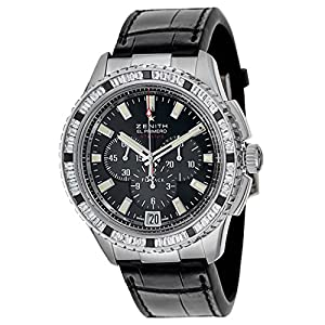 Zenith El Primero Stratos Flyback Men's Automatic Watch 45-2063-405-21-C714