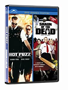 Hot Fuzz / Shaun of the Dead (Double Feature) (Sous-titres français)