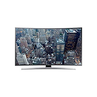 Samsung 40JU6670 102cm (40 inches) 4K Ultra HD Curved Smart LED TV