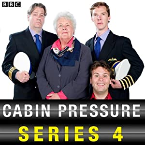 Cabin Pressure: Xinzhou (Episode 5, Series 4) Radio/TV Program