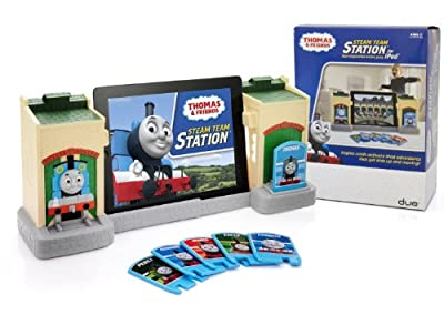 Thomas & Friends Steam Team Station for iPad by Duo Games
