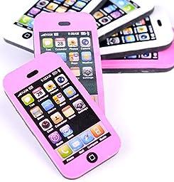 Angelia iPhone Erasers - 5 Pieces