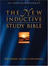 New Inductive Study Bible (New American Standard, Updated Edition)