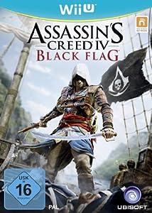 Assassin's Creed 4: Black Flag - [Nintendo Wii U]