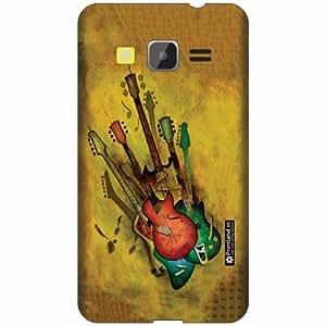 Printland Designer Back Cover For Samsung Galaxy Core Prime - Shiv Cases Cover