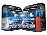 Best Prices for Hipro Power H11 + H9 Super White Xenon HID Headlight Bulb – Low & High Beam