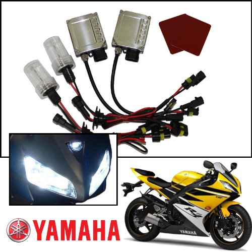 Yamaha R High Beam Wire Color
