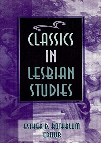 Classics in Lesbian Studies