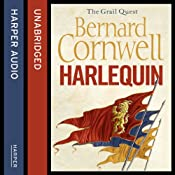Harlequin: The Grail Quest, Book 1 | Bernard Cornwell