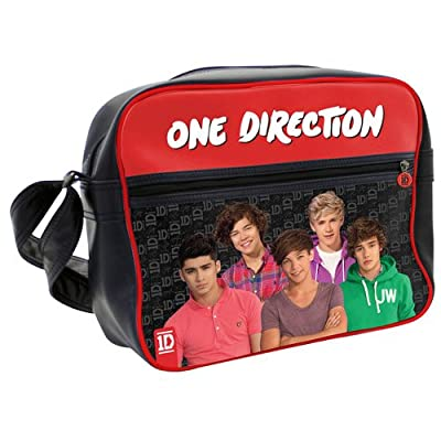 One Direction 1D Deluxe Messenger Shoulder Bag by Sambro
