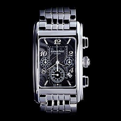 Audemars Piguet Edward Piguet 18K White Gold Chronograph Date