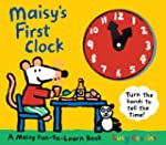 Maisy's First Clock: A Maisy Fun-to-L...