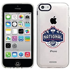 Coveroo CandyShell Card Cell Phone Case for iPhone 5/5S - Connecticut 2014 Ball Champions 2