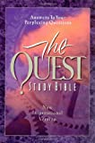 img - for The Quest Study Bible: New International Version book / textbook / text book