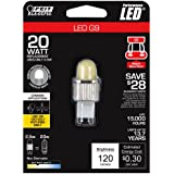 Feit G9/LED LED G9 Base, 120-volt