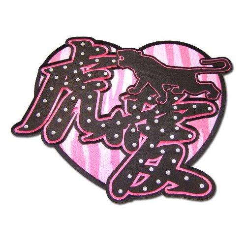【プロ野球 阪神タイガースグッズ】虎愛ハート(大)カラー:ピンク