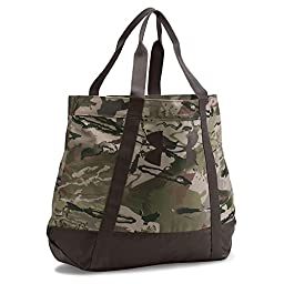 Under Armour Camo Armour Tote Bag - Women's Ridge Reaper Camo Barren / Maverick Brown One Size