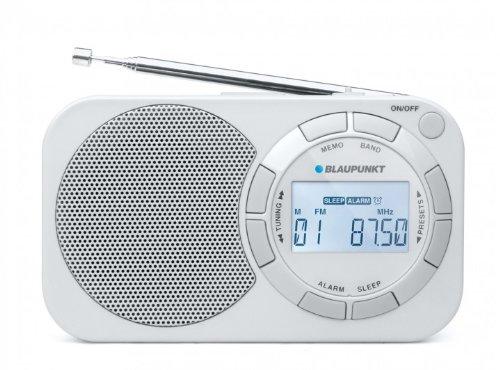 Blaupunkt BD-321 - Radio digitale con attacco PLL, colore: Bianco