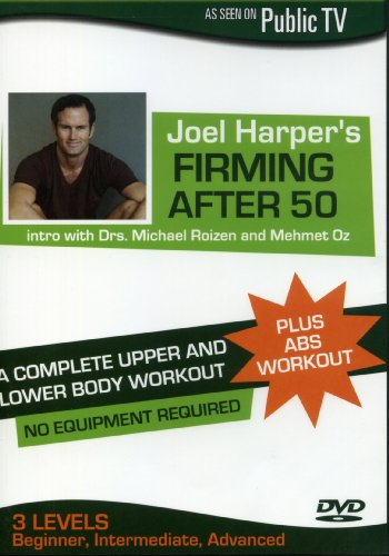Joel Harper's Firming After 50