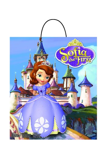 Disguise Disney Sofia The First Essential Treat Bag, Child