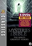 HISTORY Classics: Mysteries of the Bible: The Bibles Greatest Heroes