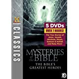 HISTORY Classics: Mysteries of the Bible: The Bibles Greatest Heroes ~ Various