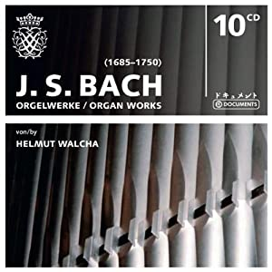 J S Bach - Organ Works