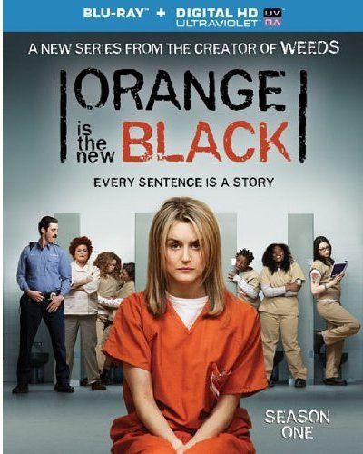 Blu-ray : Orange Is the New Black: Season 1 (Ultraviolet Digital Copy, Widescreen, 3 Pack, AC-3, Dolby)